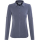 Columbia Saturday Trail longsleeve Dames blauw